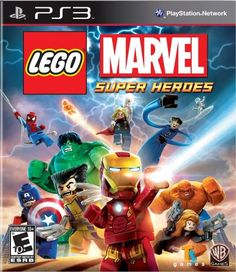 Amazon.com: LEGO: Marvel - Playstation 3: Video Games