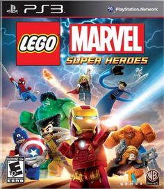 Amazon.com: LEGO: Marvel - Playstation 3: Video Games