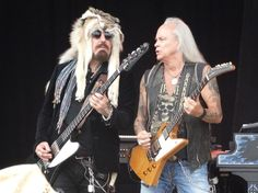 Lynyrd Skynyrd, performing at JITH 2015, 7/19/15.  Check out over 1600 pics from Jamboree In The Hills 2015 - including individual links to go straight to specific artists with just one click - HERE: http://www.wovk.com/features/jamboree-in-the-hills-159/