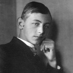 """Carl Orff, 1911 