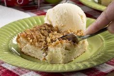 Apple Pie Dump Cake | MrFood.com