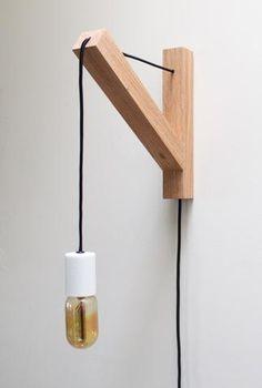Dino Sanchez Bracket Lamp | Design Public