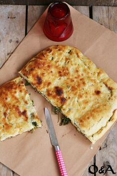 Ricetta tagliatelle agli spinaci con ricotta e funghi