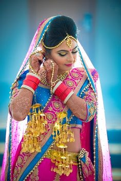 """""""Smriti +Nishant"""" album of Photographer Ammy Photography in Lucknow Indian Bride Poses, Indian Bridal Photos, Indian Wedding Pictures, Indian Wedding Poses, Indian Wedding Couple Photography, Couple Wedding Dress, Wedding Couple Photos, Wedding Girl, Wedding Couples"""