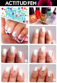 Resultado de imagen para imagenes de uñas decoradas sencillas