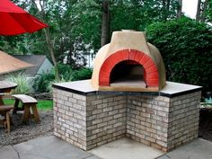 Outdoor Pizza Oven | DIY Backyard Projects To Try This Spring | DIY Projects