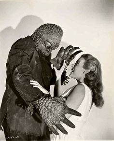 Attack of the Mole Man 1960