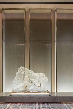CCD was curated to design Shenzhen Marriott Hotel Nanshan