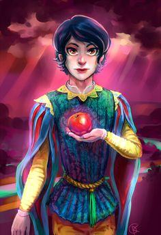 Gender Bender Snow White