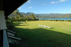 Film location of The Descendants. This is the rental cottage where Brian Speer and his family stay for their holiday in Kauai. In real life it's the Nalu Beach Cottage - available for rent if you're interested. Hawaii Location, Relaxation Meditation, Filming Locations, Nalu, Beach Cottages, Kauai, Real Life, Zen, My Photos