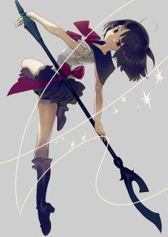 Sailor Saturn / twitterで上げていた絵まとめ2 by 伊咲ウタ(現代魔女図鑑連載中