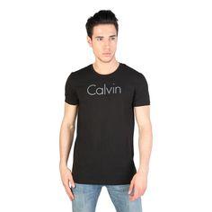 Calvin Klein Jeans CMP93P Men's T-Shirt, Black