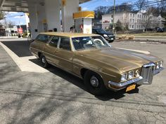 [1970 Pontiac Catalina 400] This thing was MINT. And ENORMOUS. #carspotting #cars #car #carporn #supercar #carspotter #supercars