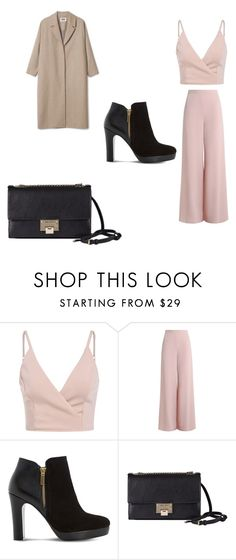 """""""For date"""" by lgosudareva on Polyvore featuring мода, Zimmermann, Dune и Jimmy Choo"""