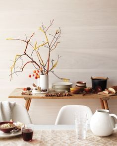 See the Harvest Feast Branches in our Quick Table Decor gallery