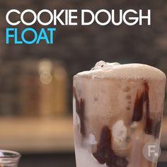 Cookie Dough Float