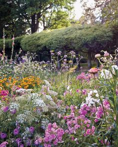 """Teal-Sullivan plants the picking garden with varieties she thinks Ely would have used: """"Ely was an experimenter,"""" she notes, """"so part of my philosophy when gardening is to emulate her and give myself some flexibility by trying new things."""""""