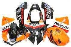 Honda CBR 600RR F5 2005-2006 ABS Fairing - Repsol-2005-2006 #2006cbr600rrFairings #2005hondaCBR600rrFairings #2005cbr600rrFairingKit