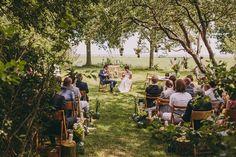 ceremonie in de boomgaard, bruiloft, It Flinkeboskje, Photocredits: www.lifefromtheinside.nl