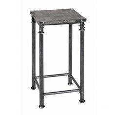 Urbane Designs Urbane Designs Side Table £72.31 + free, 58 cm H x 30 cm W x 30 cm D
