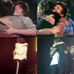 Harry literally grew up in Louis's arms.