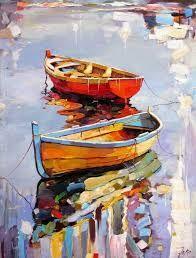 Resultado de imagen de masters painting boats