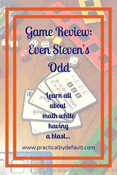 Game Review, Homeschooling-a fun super fast math game