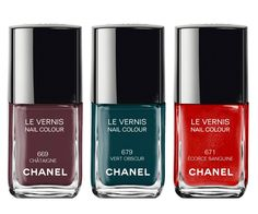 Chanel automne 2015 Collection