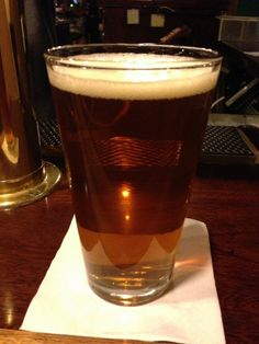 Town Hall Brewery Pint Club Ale