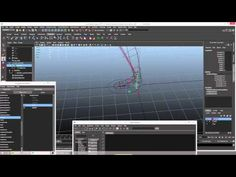 Maya - Using dynamic rotation pivots in your rigs - YouTube