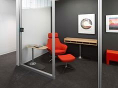 Steelcase VIA with the Coalesse Bob Lounge