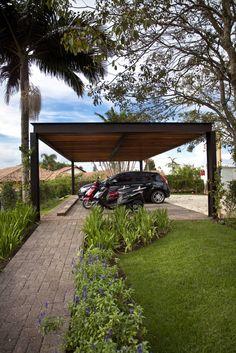 15 imagens para ter a mais bela e funcional garagem de sempre (De LuciPais)