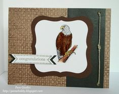 Eagle Scout by pamshobby - Cards and Paper Crafts at Splitcoaststampers