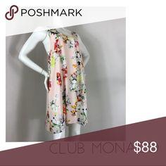f676ce6f619de3 Club Monaco Silk Halter Dress Club Monaco Silk Halter Dress Club Monaco  Dresses Midi