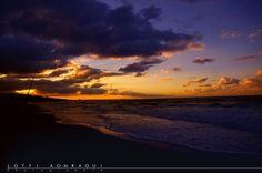Coucher de soleil par Lotfi AOMRAOUI   #Boumerdes #Algerie #sunset