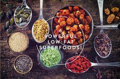 不用捱餓的瘦身輕食!6 款超飽肚、含高抗氧化成份的 Superfood 推介!
