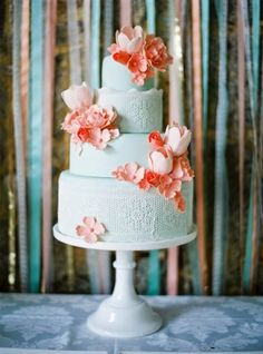Modern Wedding Cakes - Belle The Magazine