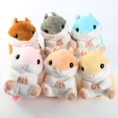 18cm Japan Cute Amuse Stuffed Plush Toys Soft Loppy hamster stuffed doll Hamsters plush toy for children best gifts Free Ship //Price: $US $10.44 & FREE Shipping //     #clknetwork
