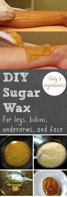 Why shave when you can make your own sugar wax right at home? Today we'll show you how to make sugar wax at