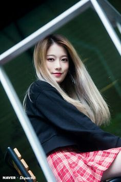 My Little Baby, Kpop Outfits, Pledis Entertainment, Korean Girl Groups, Kpop Girls, Rapper, Hair Color, Turtle Neck, Actresses
