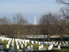 Arlington Cemetery, Arlington VA. Saw the cemetery every day on my way to work in DC.