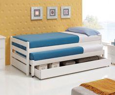 Nuestra camas se fabrican para cualquier medida de colch n - Cama nido triple ...