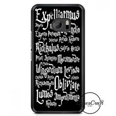 Harry Potter Art Collage HTC One M10 Case