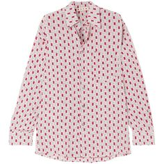 Printed Silk Crepe De Chine Shirt - Pink Marni Choice Find Great Cheap Price Latest Collections  Discount Ebay Ycane1vGv