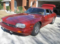 1985 Jaguar XJS H.E. Coupe TWR custom restomod with Chevy V8 conversion