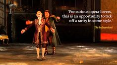 Mozart's La finta giardiniera - Glyndebourne Tour 2014 trailer
