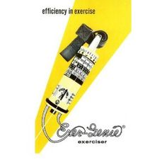 Exer-Genie: Revolutionary Exerciser- Complete Exercise System (Paperback) http://www.amazon.com/dp/B00127J1NW/?tag=httpphoneleac-20 B00127J1NW