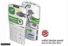 Original Concept, Design Management   Nokia GEM