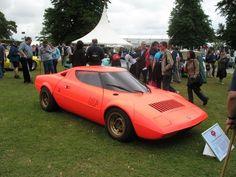 Lancia Stratos HF Prototype (1971) - ASH INSTITUTE Blog Zero, Blog