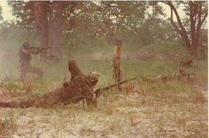 Koevoet in Rhodesian Bush War.